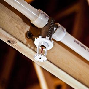 Slika 7: Stanovanjski sprinkler (vir: nfpa.org)