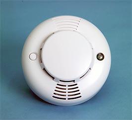 Slika 5: Požarni alarm